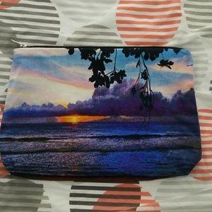 Samudra zipper pouch